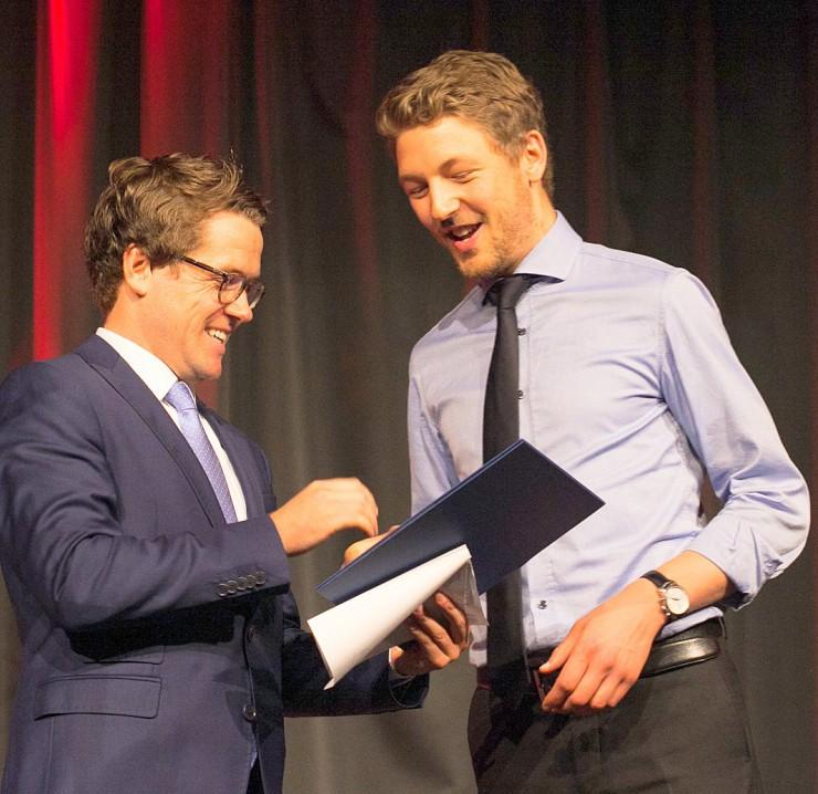 Marketing: Bester Marketingstudent an Deutschlands ältester BWL-Uni überzeugt in Theorie und Praxis