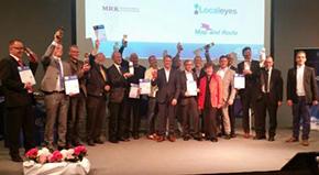 An der Spitze der Telematik-Branche - das sind die Gewinner des Telematik Awards 2015