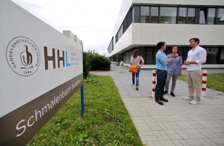 Financial Times: HHL Leipzig Graduate School of Management führend in der Gründerausbildung