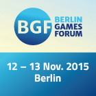 Berlin Games Forum 2015