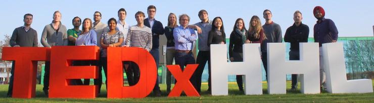 8. Oktober 2015: Amerikanisches Konferenzformat TEDx erstmals in Leipzig