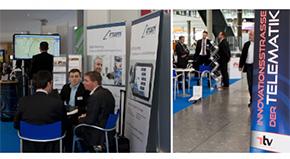 Telematiktag auf der NUFAM 2015: TOP-Event für Flottenbetreiber in Karlsruhe