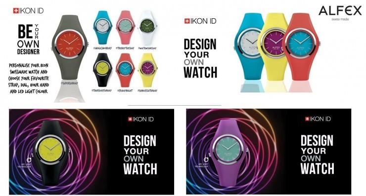 IKON ID - werden Sie Ihr eigener Designer!