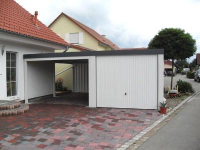 Brandschutz durch Exklusiv-Garagen und Carports