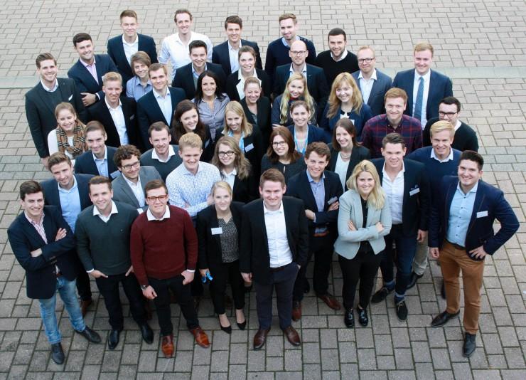 Teilzeit-Management-Master an der HHL startet mit 43 Studenten
