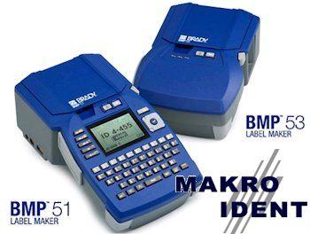 Labordrucker BMP51 und BMP53 - Tragbar oder für PC-Anschluss