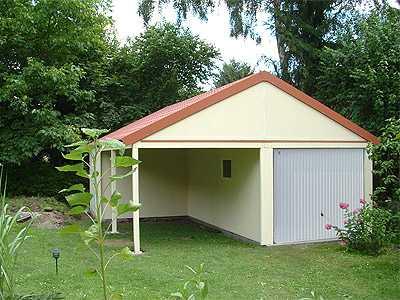 Aufwand und Nutzen einer Exklusiv-Garage