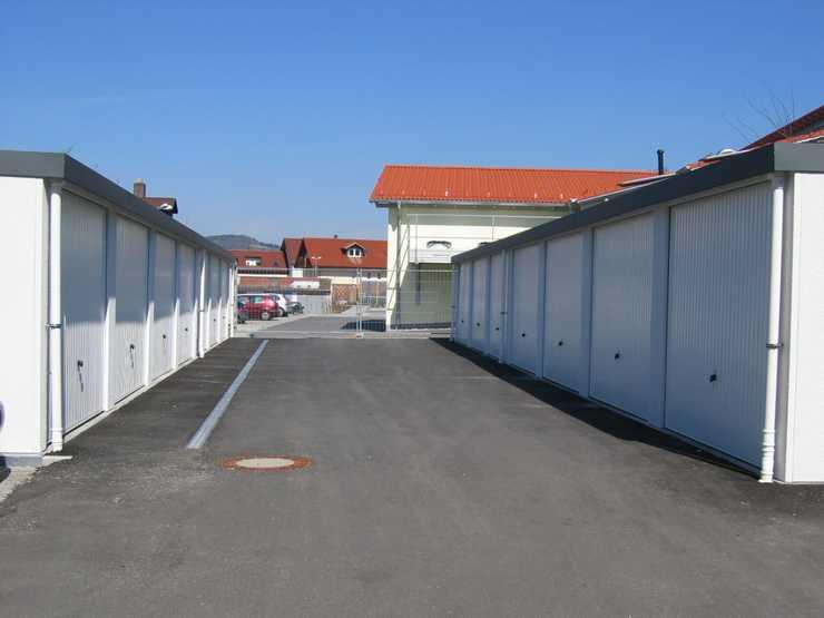 Garagen für Wohnungen mit Garagenrampe.de