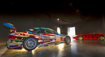 Farbdynamik im MAC Museum Art & Cars