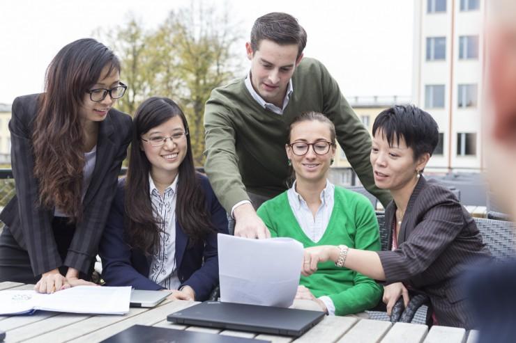 HHL Leipzig Graduate School of Management zählt zu den internationalsten Hochschulen Deutschlands