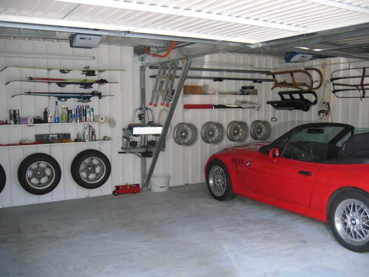 Komfortable Garagen mit Garagenrampe.de