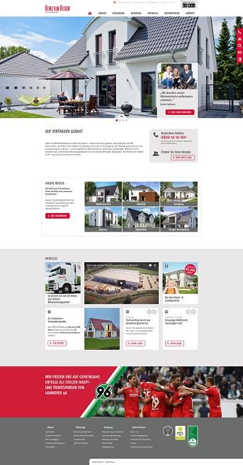 Alles neu auf www.heinzvonheiden.de