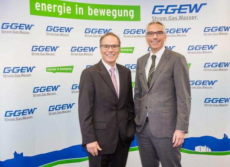 Vorstandswechsel bei der GGEW AG
