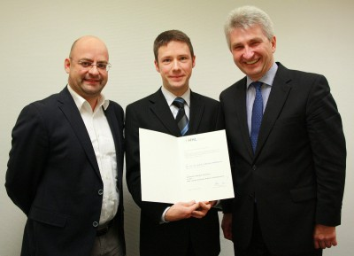 HHL Leipzig Graduate School of Management ernennt zwei Außerplanmäßige Professoren