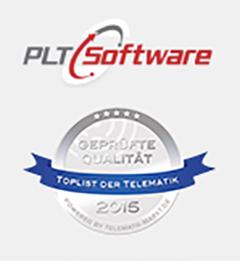 PLT-Telematik führt zu optimalen Touren für einen guten Zweck
