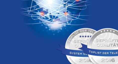 TOPLIST der Telematik 2016: Erste Anbieter absolvieren jährliche Prüfung