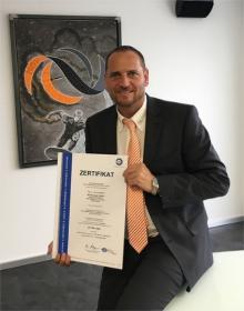 Navkonzept erhält Qualitätsmanagement-Zertifikat nach ISO 9001