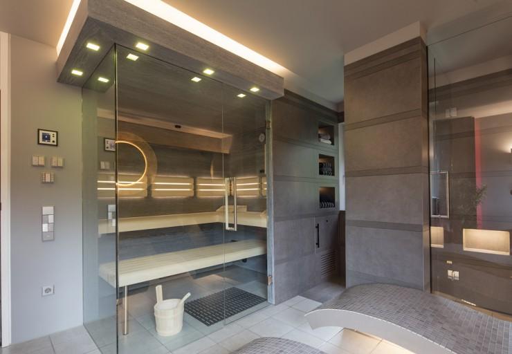 Designt für Entspannung: Corso realisiert Saunaträume