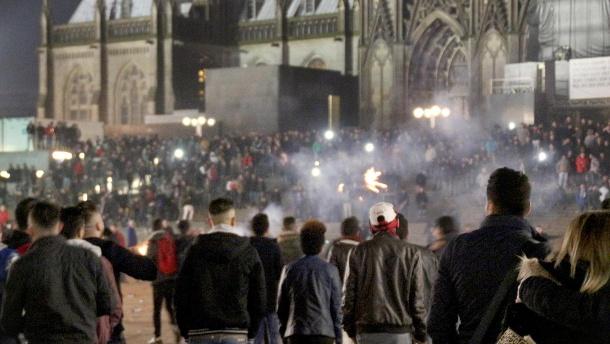 Übergriffe in der Silvesternacht in Köln