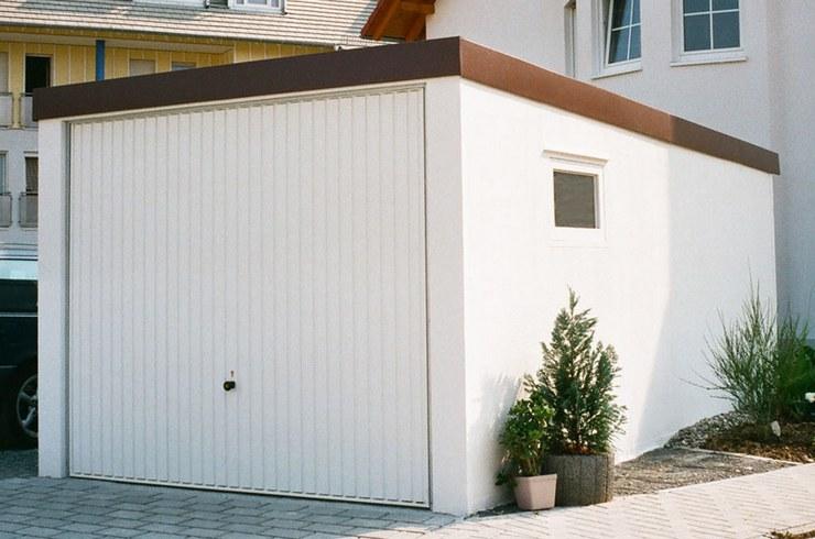 Exklusiv-Garagen für Autos mit Seele