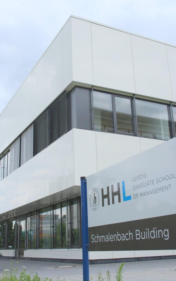 Von März bis Juli 2016: General Management Programm an der HHL