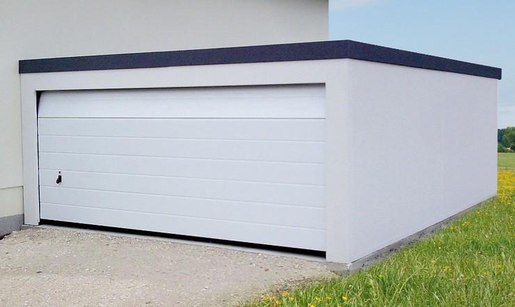 Catwalk in einer Exklusiv-Garage?