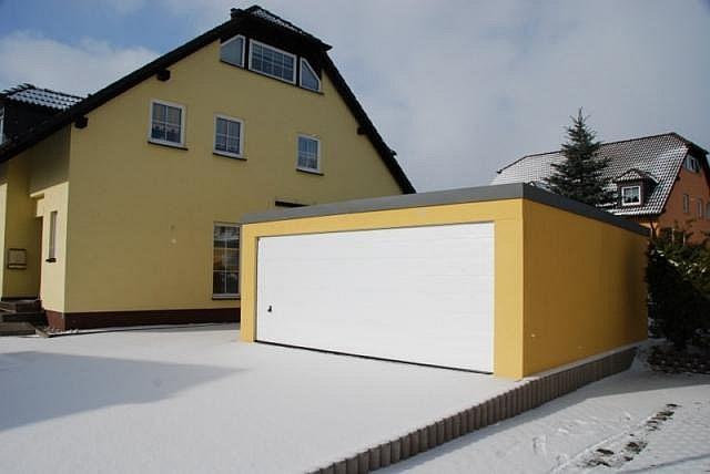 Breite Exklusiv-Garagen für Rollstuhlfahrer