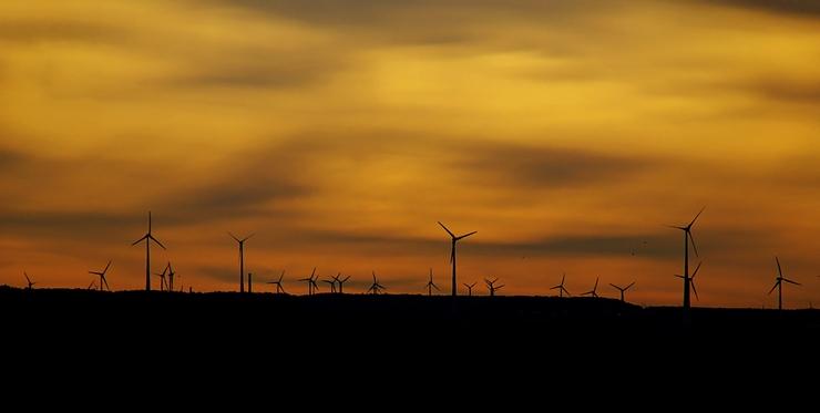 Erfolglose Bürgerinitiativen gegen Windparks