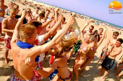 Jugendreisen, Partyreisen & Abireisen mit easysummer