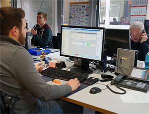 Webbasierten M3 Plattform 4.0 zur Abbildung und Steuerung der Lieferkette