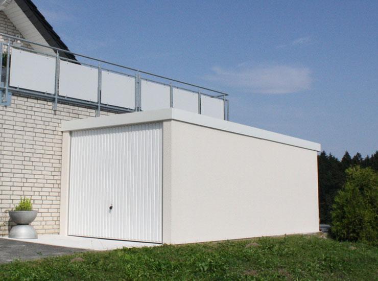 Exklusiv-Garagen: Liebespaare müssen draußen bleiben!