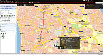 Astrata Europe erweitert Funktionen für das Flottenmanagementsystem