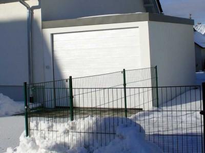Blasenfreier Garagenbau mit Garagenrampe.de