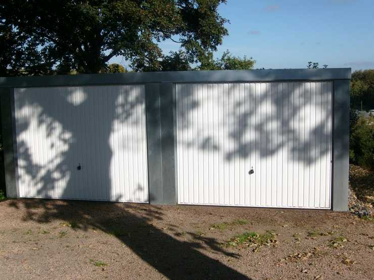 Garagenrampe.de: Bäume an Garagen?