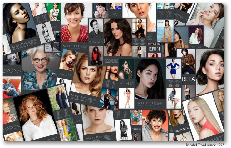 Die älteste Modelagentur Deutschlands MODEL POOL INTERNATIONAL Model Management vermittelt hochwertige Models für die TOP HAIR & BEAUTY Düsseldorf.