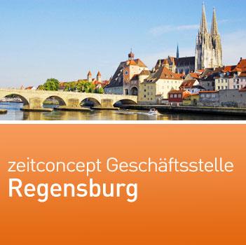 Die zeitconcept GmbH Personaldienstleistungen in Regensburg war 2015 erfolgreich am Markt  tätig und erzielte eine Umsatzsteigerung von 18%