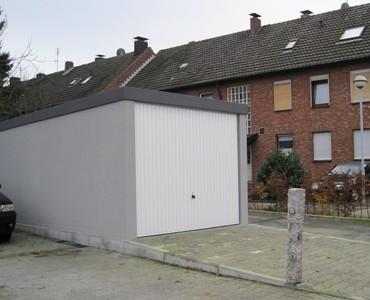 Exklusiv-Garagen für legalen Versandhandel
