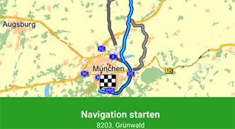 PTV veröffentlicht Version 9.4 des PTV Navigator mit neuen Echtzeit-Informationen