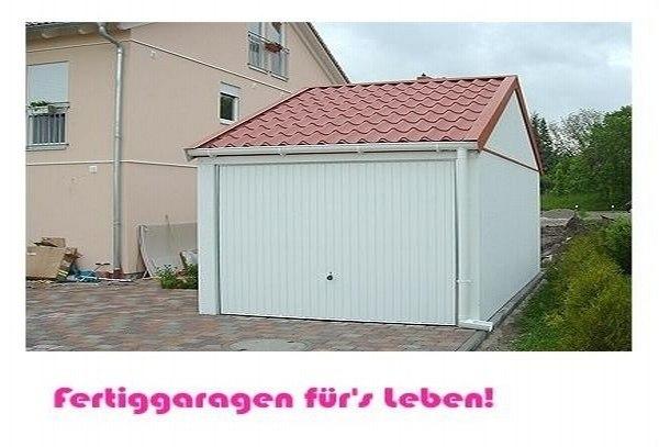 Kreativ genutzte Exklusiv-Garagen