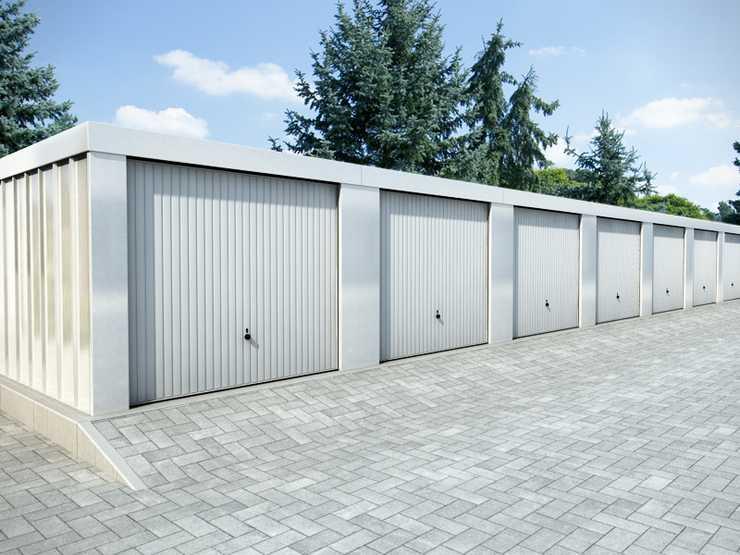 Garagenrampe.de: Zufahrt und Garage auf gleichem Grundstück