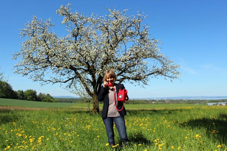 Thurgauer Blüten-Hotline ist aufgeschaltet