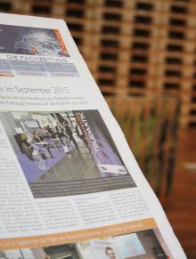 Sensoren, gemietete Flotten und der Telematik Award 2016 - die neue Printausgabe des Telematik-Markt.de