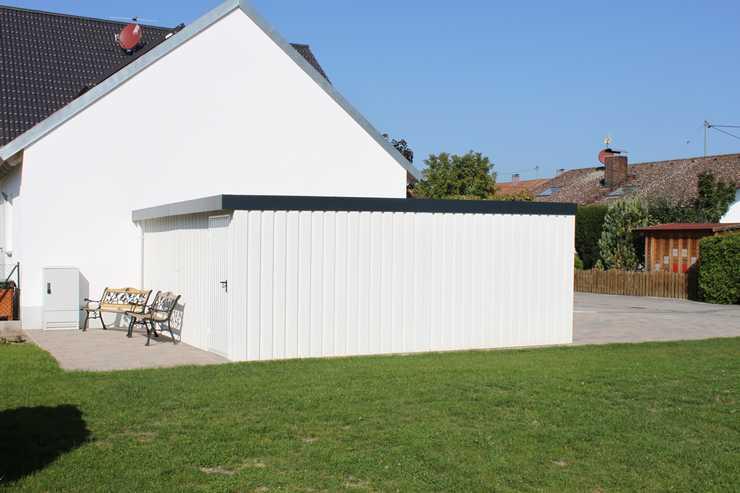 Mit Garagenrampe.de zu klein für Überfälle