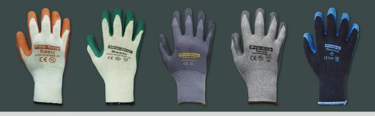 Schutzhandschuhe - höchste Sicherheit am Arbeitsplatz