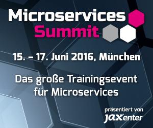 Das Programm des Microservices Summit 2016 ist online