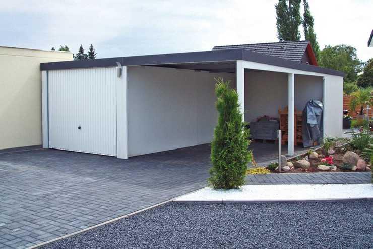 Nur zwei Exklusiv-Garagen pro Grundstück?