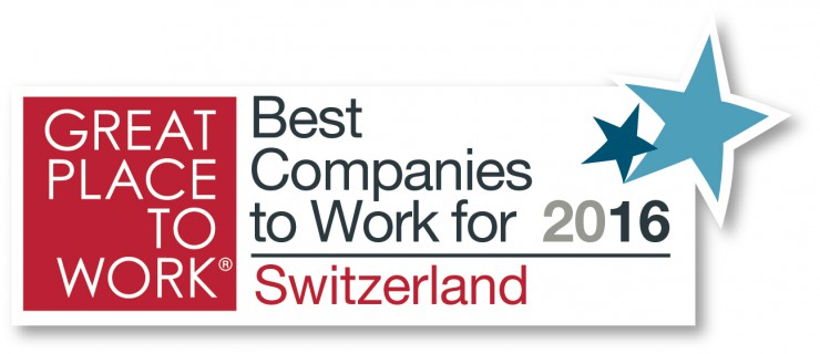 SAS auf Platz 2 der besten Arbeitgeber in der Schweiz