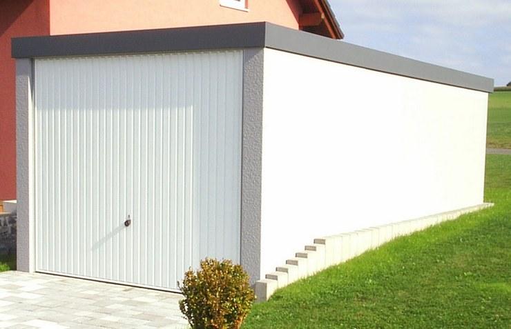 Mit Exklusiv-Garagen Serientäter austricksen