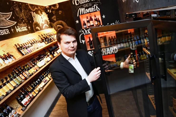 HHL-Absolvent baut deutschlandweit größte Einzelhandelskette für Craft-Biere auf