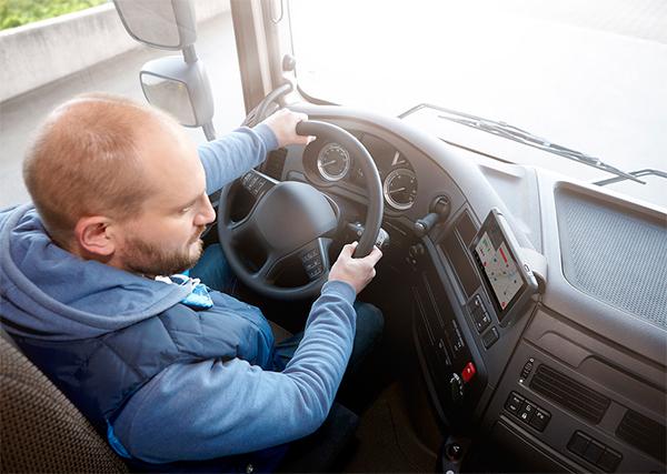 Truck Parking Europe App ab sofort für TomTom Driver Terminals verfügbar